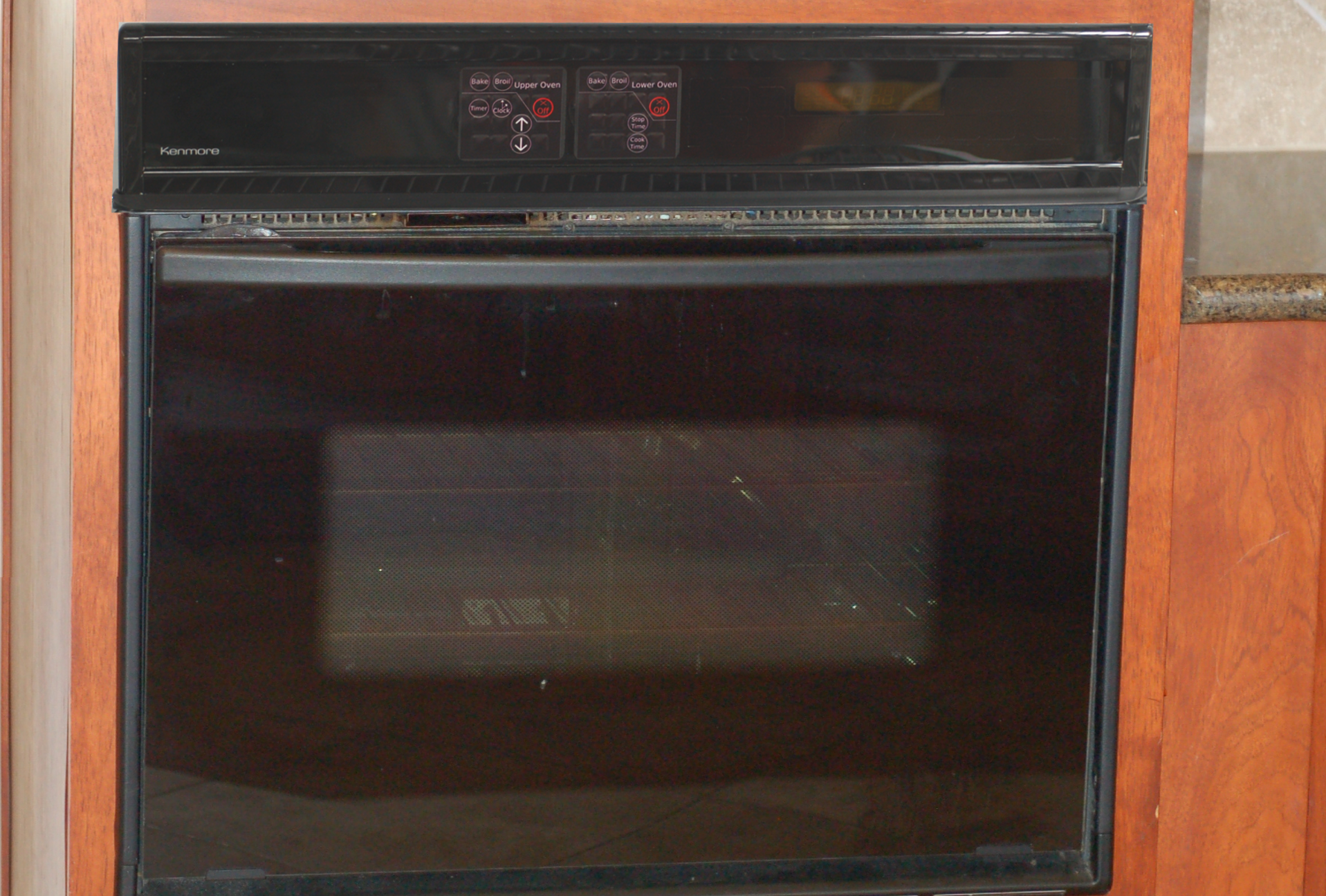 ge ovens applianceboards you send us the touchpad and we can modify like this one white black