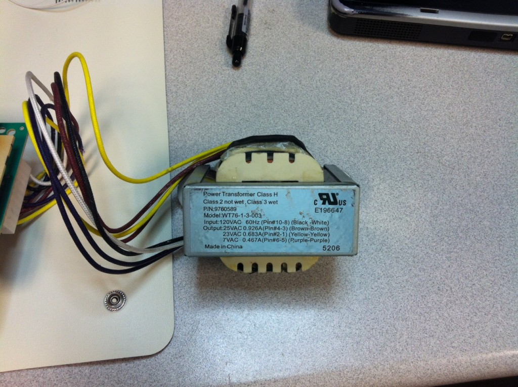 Common Whirlpool Transformer 9760589