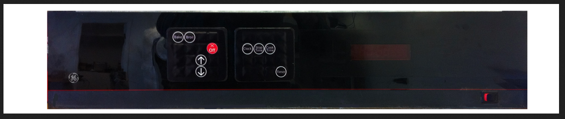 New Membrane Buttons placed over your keypad